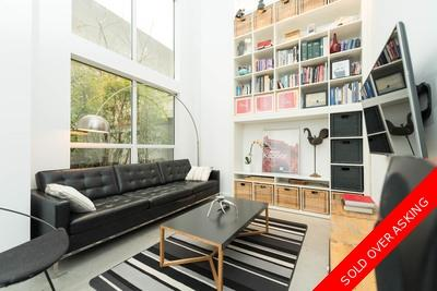 Yaletown - Downtown Dream Loft : The Spot 1 bedroom 717 sq.ft. (Listed 2017-09-12)