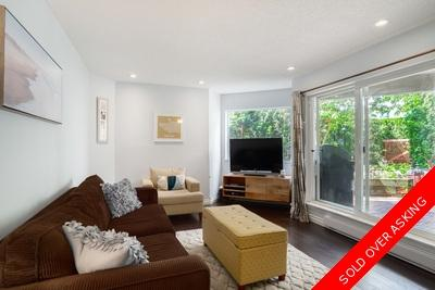False Creek Apartment: Granville Island Village 2 bedroom