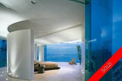 private access to Black's Beach Ocean Front Estate for sale:  4 bedroom 10000 sqft (Listed 2008-09-04)