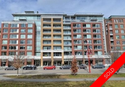 Strathcona - Chinatown Apartment for sale: V6A 1 bedroom 630 sq.ft. (Listed 2017-06-13)