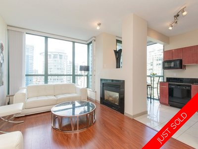 Coal Harbour Condo for sale:  2 bedroom 850 sq.ft. (Listed 2017-10-16)